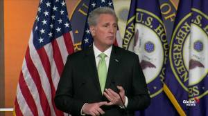 Kevin McCarthy wonders if USMCA approval is tied to impeachment vote