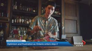 COVID-19: Ontario businesses prepare for more reopenings Wednesday (01:48)