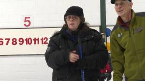 Kingston Blind Curlers play for the love of the sport