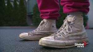 Growing sneaker-collecting community helps keep Edmonton business alive (02:43)