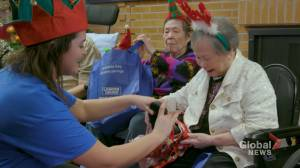 Secret Santa gives Calgary's isolated seniors gift of compassion