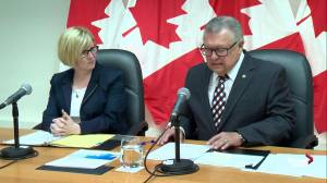 Canadian government publishes strategy to combat human trafficking