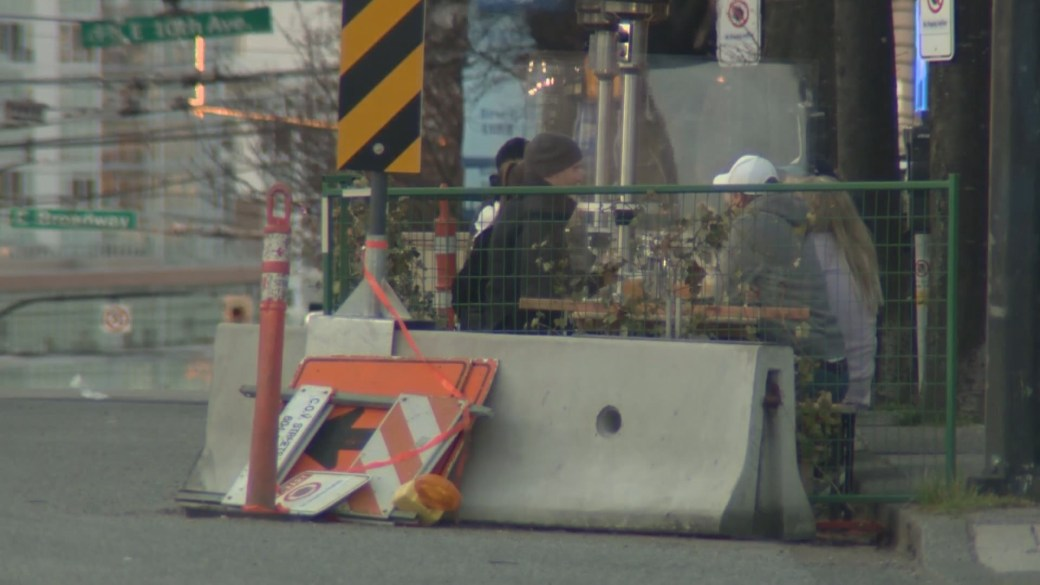 Click to play video: 'Questions over safety of some temporary street patios'