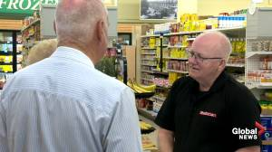 Clock's ticking on Hillsborough's only grocery store (02:30)