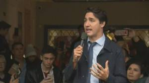 Trudeau makes his last Liberal campaign stops in B.C.