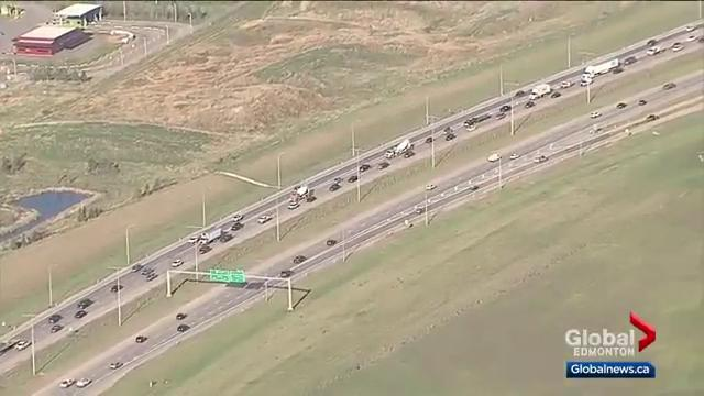 Southwest Anthony Henday Drive widening construction to begin this fall