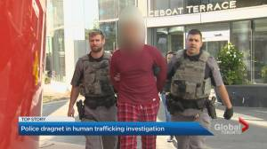Police raid GTA condos in human trafficking investigation