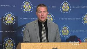 Calgary police need individuals to come forward to determine circumstances around Michael Labinjo's death