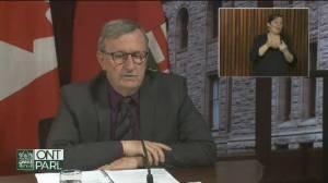 Coronavirus outbreak: Warnings issued to enforce isolation in Ontario