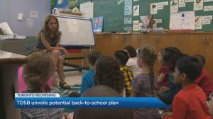 Parents react to new TDSB back-to-school plan for the fall