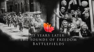 Documentary celebrates the liberation of the Netherlands by Canadians (03:37)
