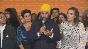 Federal Election 2019: Jagmeet Singh says he will 'never back down from fighting hate'