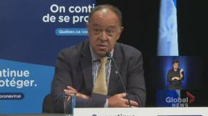 Coronavirus: Quebec health minister says venues will be closed if they don't respect health rules