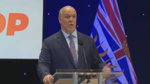 B.C. Leaders debate 2020: Is the Site C Dam project the NDP's dumpster fire? (01:20)