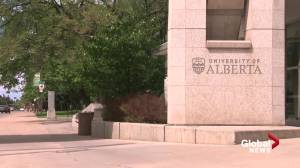 Students can expect changes at University of Alberta after continuing cuts (01:42)