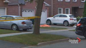 Woman dies after being stabbed with a machete: Toronto Police