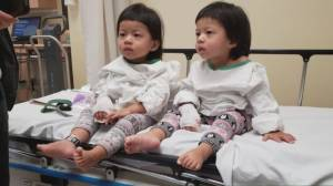 GTA family fighting for $5.8 Million life saving drug for twins (02:19)