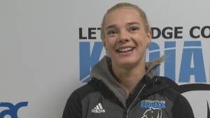 Athlete of the Month: Kodiaks runner looks to repeat as CCAA national champion