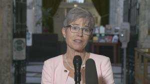 BC NDP to table fiscal plan amid financial uncertainties from pandemic (00:44)