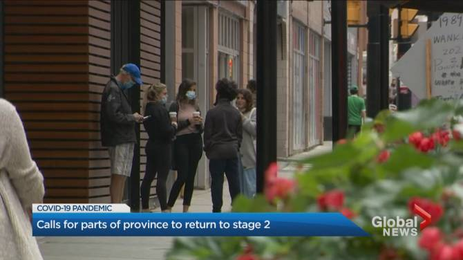 Coronavirus Ontario Doctors Weigh In On Debate Of Moving Back To Stage 2 Future Of Covid 19 Globalnews Ca