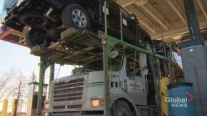 'Drivers are really struggling': Truckers deal with new challenges posed by COVID-19 crisis