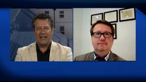 Global News Morning chats with KCCU's Dwayne Henne (07:05)