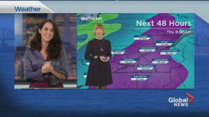 Global News Morning weather forecast: September 29, 2020