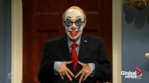 SNL's Rudy Giuliani as 'Joker' and Matthew Broderick joins Trump administration in cold open