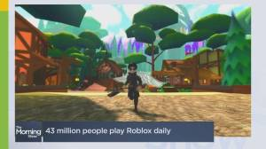 The gaming craze that has kids dazed (05:14)