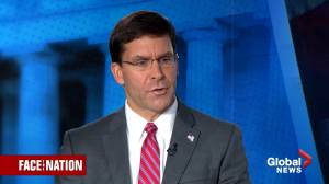Trump has ordered 'deliberate withdrawal' from Northern Syria: Esper