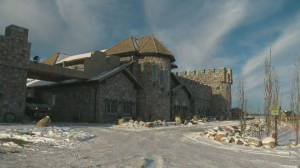 Bed and Breakfast castle opens in Alberta