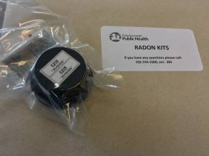 Peterborough Public Health giving out 400 radon test kits