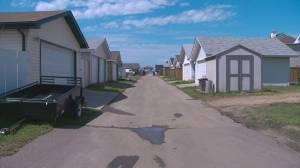 Garage door opener thefts rising in Edmonton prompts police warning