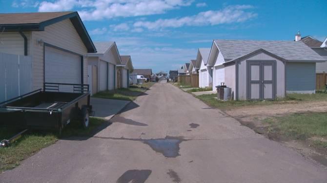 Garage break and enters up 73% over 5 years: Edmonton police