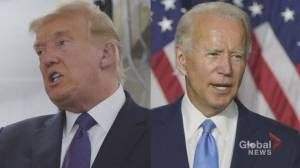 US election: Trump administration to begin transition of power process to president-elect Biden (01:26)