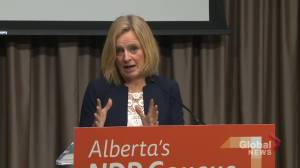 Rachel Notley blames Jason Kenney for Teck Frontier mine shelved: 'Step up before our province gets left behind'