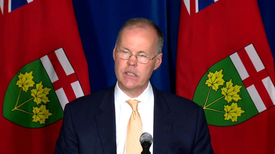 Latest modelling suggests Ontario could see around 1,000 COVID-19 cases a day in October, officials say'