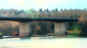 Groat Road Bridge to reopen Monday as summer construction season winds down (01:50)