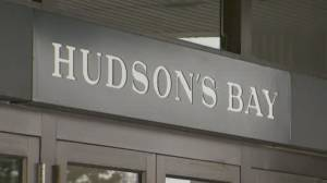 Pandemic creates dispute over rent payments at Hudson's Bay (02:11)