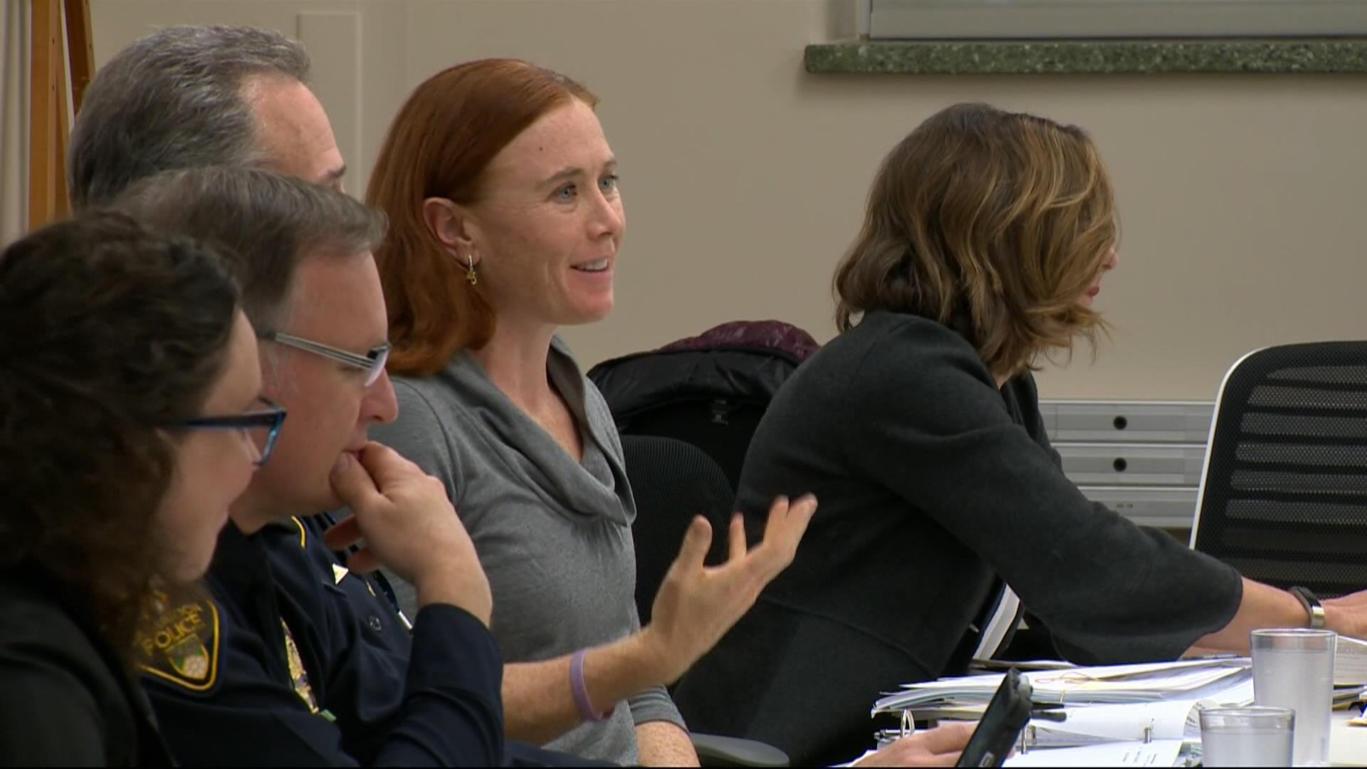 Saskatoon police commission holds community meeting