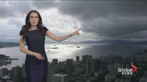B.C. evening weather forecast: June 12