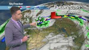 Windy days continue: Sept. 15 Saskatchewan weather outlook (02:34)