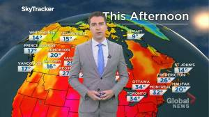 Saskatchewan weather outlook: July 7