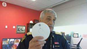 Calgary Fire Chief Steve Dongworth discusses Fire Prevention Week