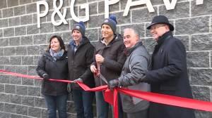 City of Brockville opens new P&G pavilion (01:25)