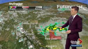 Edmonton weather forecast: Tuesday, June 2, 2020