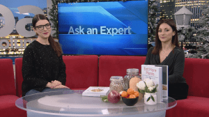 Ask an Expert: New Year's Nutrition Resolution
