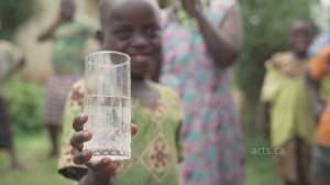 An urgent call to action on World Water Day (05:59)