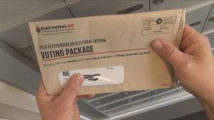Mailing it in. How voters will cast their ballots in the B.C. election