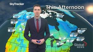 Saskatchewan weather outlook: Jan. 22